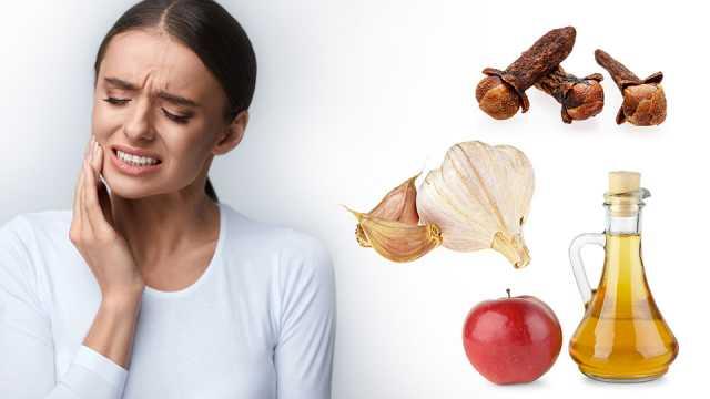Tooth Abscess Home Remedy Apple Cider Vinegar | Flisol Home