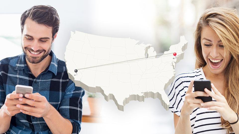 How to make long distance dating fun