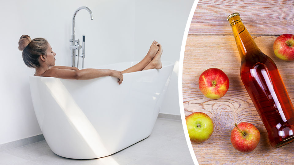 I Put Apple Cider Vinegar In My Baths. Here Are 5 Reasons Why