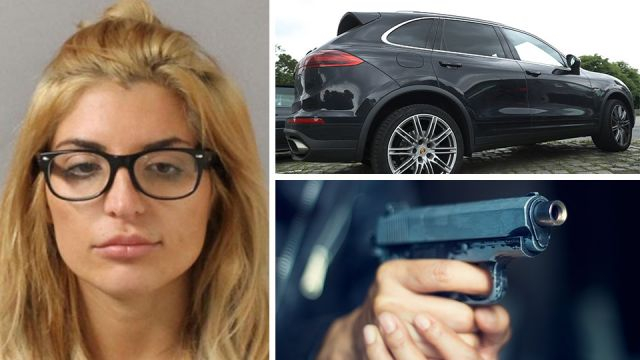 Woman Shot Homeless Man Who Asked Her To Move Her Porsche