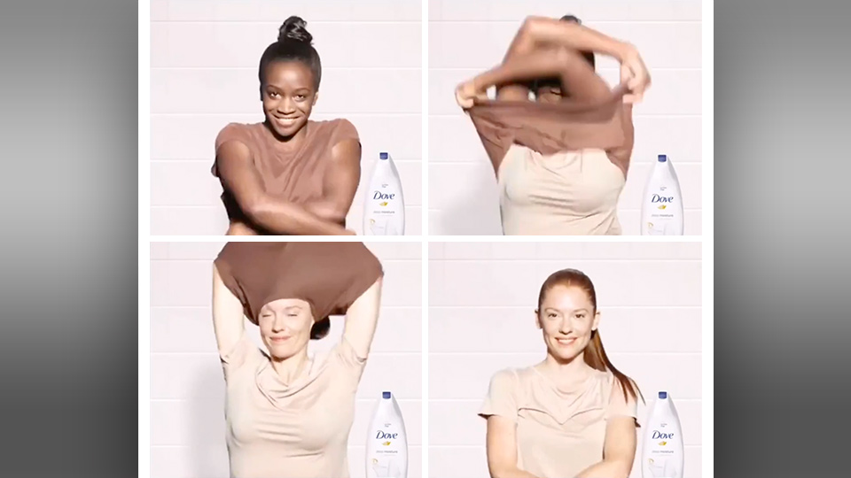 I am the woman in the 'racist Dove ad'. I am not a victim ...