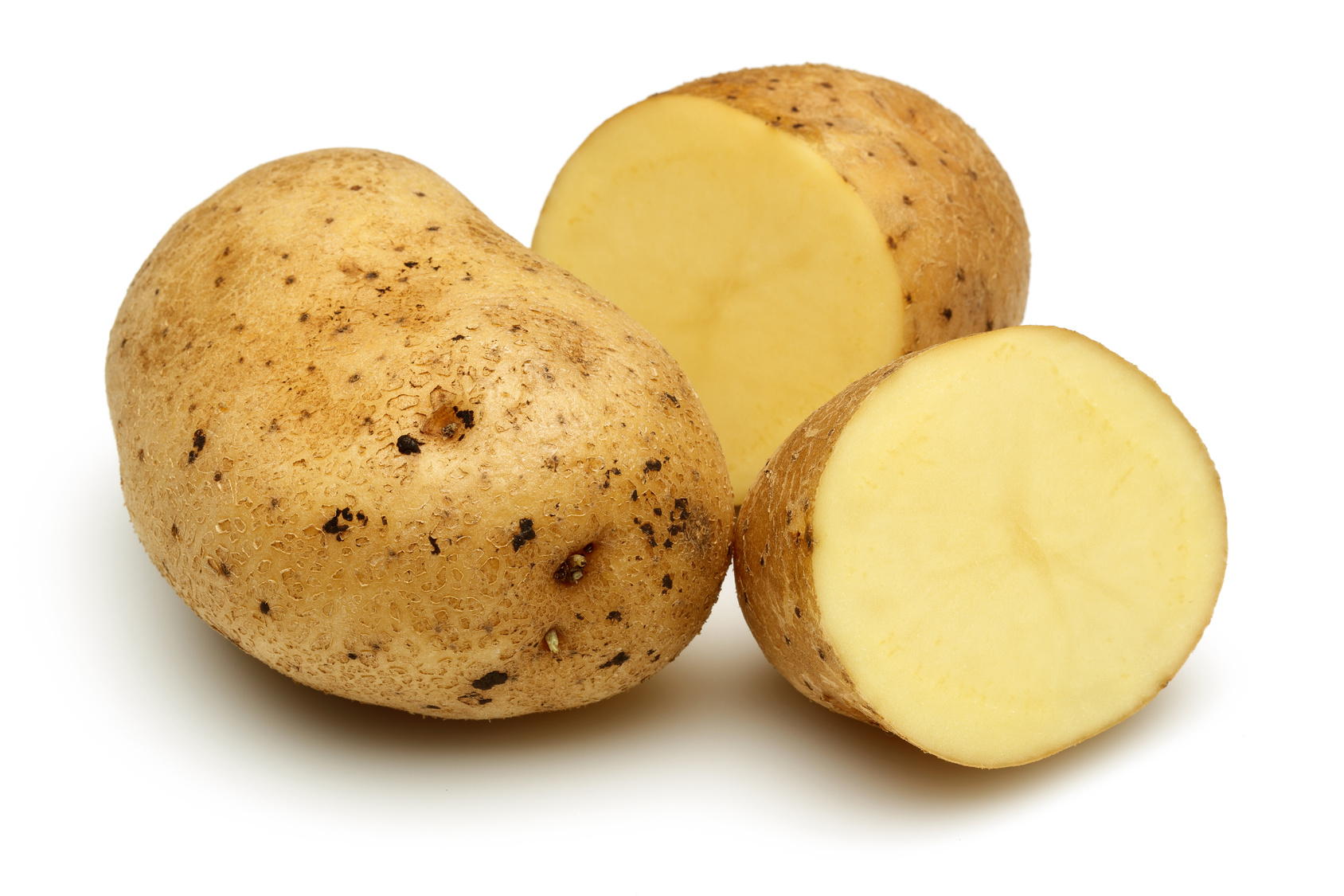 6. Non-organic potatoes