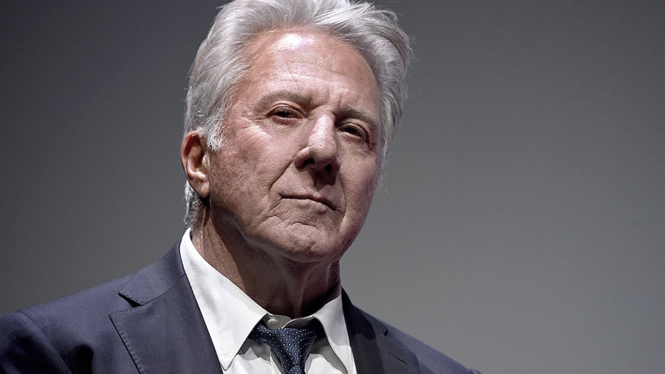 Dustin Hoffman Apologizes For Sexual Harassment