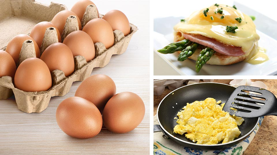 5 Ways To Cook Eggs For Maximum Weight Loss