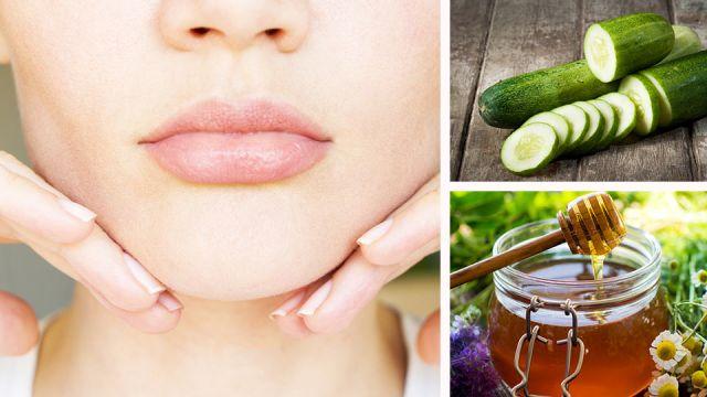chapped lips overnight treatment